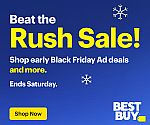 "Beat the Rush Sale: Up to $200 Off iPhone XR, XS (Sprint), Inspiron 15.6"" Ryzen 5 Laptop $430 and more"