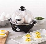Dash Rapid Egg Cooker (6-Egg) $14.99 + Free shipping