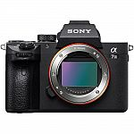 Sony A7III Mirrorless Camera Body + 64GB Memory Card + Flash Accessories $1998 + $300 Back in Rakuten Points