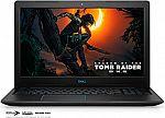 "Dell G3 15.6"" FHD Gaming Laptop (i5-8300H, 8GB 1TB+16GB Optane, GTX 1050 4GB) $599"