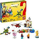 Lego Classic World Fun $13 or Classic Ocean's Bottom $19