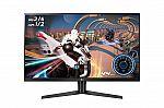 """LG 32"""" WQHD 144Hz DP HDMI FreeSync Gaming LED Monitor $300"""