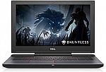 "Dell G5 15.6"" Gaming Laptop (i7-8750H, GTX 1050 Ti 4GB, 8GB, 128GB SSD + 1TB) $799"