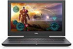 """Dell 15.6"""" Gaming Laptop ( i7-7700hq, GTX 1050Ti 4GB, 16GB, 512GB SSD + 1TB) $849 ($100 drop)"""