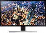 "28"" Samsung LU28E570DS/ZA 3840x2160 4K FreeSync Monitor $318"