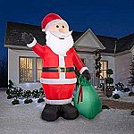 Save 40% Off or More on Holiday Airblown Decor with Gemmy