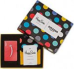 $100 Amazon Gift Card + Happy Socks $100