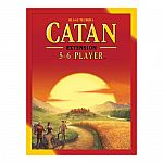 Settlers Of Catan 5-6 Player Expansion $12.49 and more