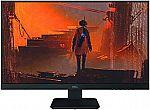 "Dell Gaming LED-Lit Monitor 27"" Black (D2719HGF) $189"