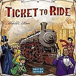 Ticket to Ride Board Game $20