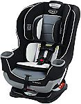 Amazon Graco Baby Sale: Up to 55% Off Select Strollers, Car Seats & more: Graco Extend2Fit Convertible Car Seat $92 (orig. $200)