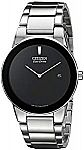 Watch Sale (Citizen, Seiko and more): Citizen Men's Eco-Drive Stainless Steel Axiom Chronograph Watch $95 and more