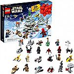 (Back) LEGO 6213564 Star Wars Advent Christmas Countdown Calendar 75213 New 2018 Edition $22.84
