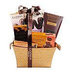 Godiva Gold Gift Tin $34, Lindt Swiss Luxury Selection (14.6 oz.) $17.98