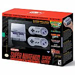 Get Nintendo SNES with Kohl's Cash earned from Black Friday Shopping