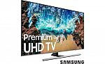 "Samsung UN65NU8000 65"" Smart LED 4K Ultra HD TV with HDR $899"