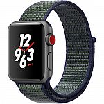 Apple Watch Series 3 38mm Smartwatch (GPS + Cellular) $264