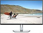 """Dell S Series LED-Lit Monitor 32"""" Black (S3219D), QHD $299, $799, Dell S2719H $189 and more"""