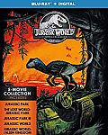 Jurassic World: 5-Movie Collection $27.99