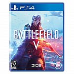 Battlefield V - Xbox One or PS4 $29.99 (50% off)