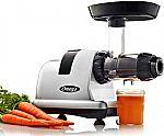 Omega J8007S Juicer Extractor and Nutrition Center $200, Omega Juicer NC800HDS $297