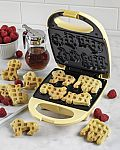 Nostalgia Electrics Circus Animal Waffle Maker $5 (50% Off) & More Small Appliances