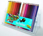 60-Ct Prismacolor 92808HT Scholar Colored Pencils $8.50 (orig. $42) + Free Shiping
