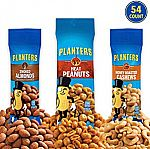 54-Ct Planters Nut Lovers Variety Pack $11.23 or Less
