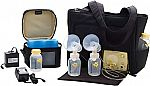 Medela Breast Pump in Style Advanced with On the Go Tote $139.99