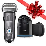 Braun 790cc Men's Electric Foil Shaver w/ Clean & Charge Station $90 after rebate (org $290)