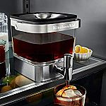 KitchenAid 28oz Cold Brew Stainless Steel Coffee Maker $48
