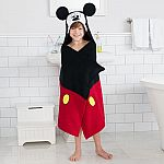 Disney's Mickey Mouse Bath Wrap by Jumping Beans $9
