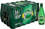 24-Ct of 16.9-oz Perrier Carbonated Mineral Water $11 + Free Shipping