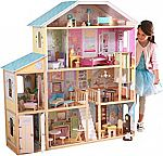 KidKraft Majestic Mansion Dollhouse $92 (Org $203)