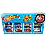 Hot Wheels Classic 50-Car Collection Pack Assortment $30