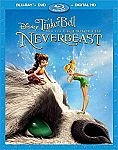 Tinker Bell and the Legend of the Neverbeast [Blu-ray + DVD + Digital HD] $9.97 shipped