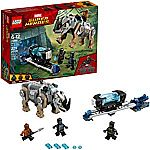 LEGO Marvel Super Heroes Rhino Face-Off by the Mine $12