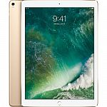 "64GB Apple 12.9"" WiFi iPad Pro (Gold, Mid 2017) $579 (Org$799)"