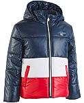Tommy Hilfiger Girls Hooded Colorblocked Puffer Jacket $35 (Org $100) & More