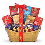 Lindt Holiday Gift Basket $33.98