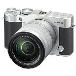 Fujifilm X-A3 Mirrorless Camera XC16-50mm F3.5-5.6 II Lens Kit $290