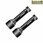 Home Depot Flashlight Sale: 2-Pack Husky 500 Lumens LED Virtually Unbreakable Aluminum Flashlight $15 and more