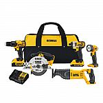 Ryobi, Dewalt & More  Power Tools, Combo Kits and Accessories Up to 60% off