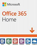 Microsoft Office 365 Personal (12mo subscription) $39.99