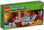 LEGO Minecraft The Nether Railway 21130 $17, LEGO Minecraft The Nether Portal 21143 $23.99 (40% off) and more
