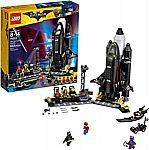 LEGO BATMAN MOVIE DC The Bat-Space Shuttle $53