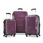 Samsonite Tenacity 3 Piece Luggage Set $170 and more