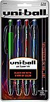 4-Count uni-ball 207 BLX Infusion Retractable Gel Pens $1 (Add-on item)