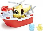 Green Toys Rescue Boat with Helicopter $14 (71% Off) & More