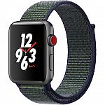 Apple Watch Nike+ Series 3 42mm GPS + Cellular Smartwatch $299